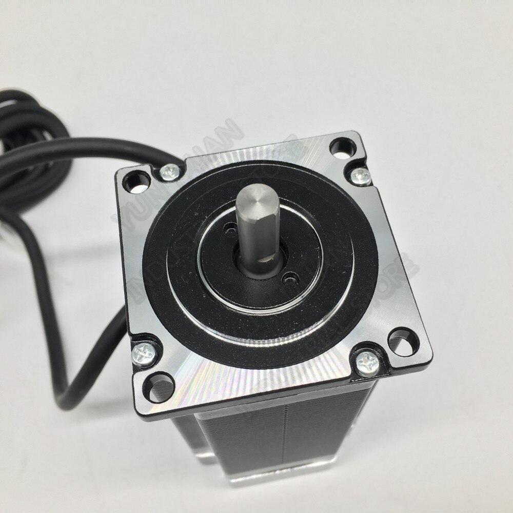 3Nm Nema23 57MM haute vitesse de couple 1000 tr/min DC DSP en boucle fermée moteur pas à pas Kits Hybird encodeur facile pas à pas Servo pour routeur - 6