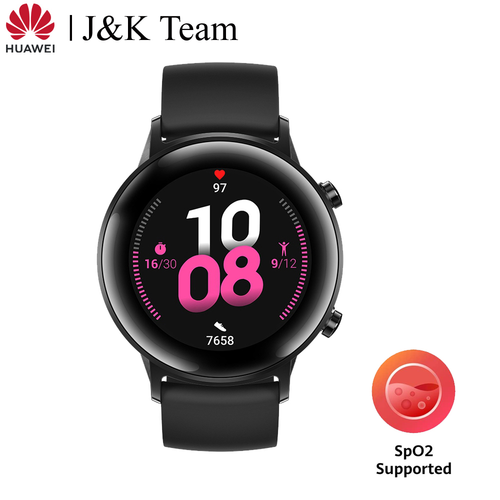 Huawei Watch GT 2 42mm Smart watch Bluetooth 5.1 Smartwatch Phone Call Heart Rate For Android iOS|Smart Watches| - AliExpress