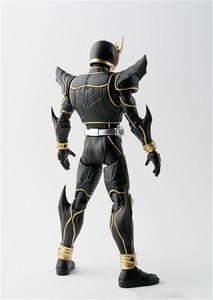 Image 2 - Аниме Камен Райдер 15 см Черный рыцарь в масках, ПВХ фигурка, игрушка SHF Kamen, фигурка, игрушки, фигурки, модель, игрушки