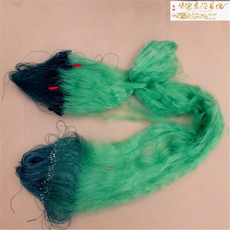 Fishing Gear 1.5m/2-Meter-High Quality Green Silk Ribbon Three Layer Fishnet Carp Wire Screen Fishing Net