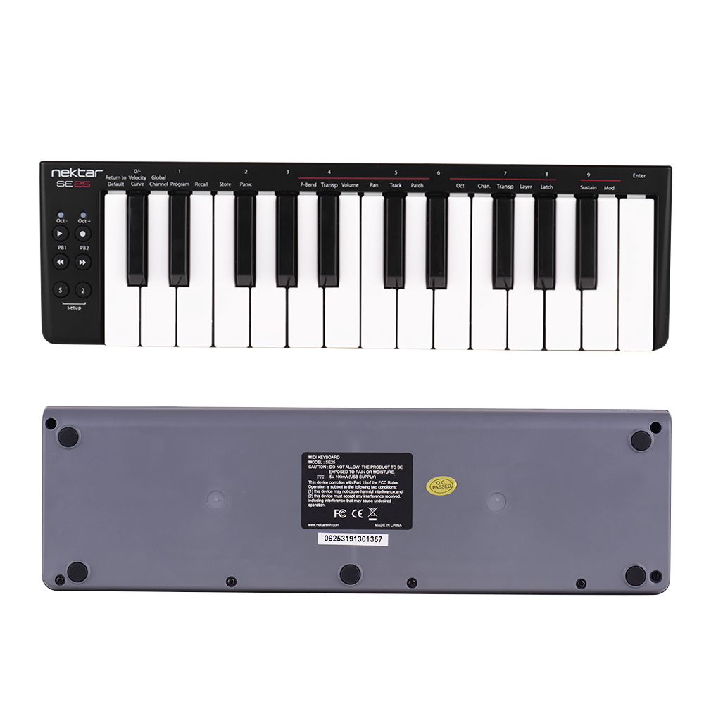 Nektar SE25 Contr/ôleur USB MIDI