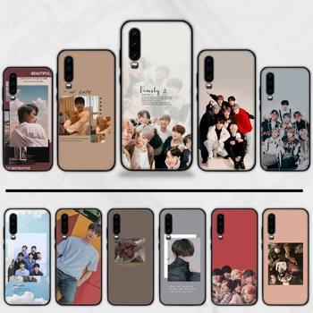 Перейти на Алиэкспресс и купить Kpop корейский поп музыка шикарный Милый чехол для телефона Huawei Honor 7C 7A 8X 8A 9 10 10i Lite 20 NOVA 3i 3e