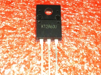 20pcs/lot K12A60U K12A60 12A60U TO-220F 12A 600V New Original In Stock 30f124 gt30f124 to 220f