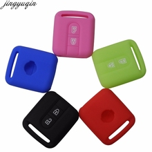 цена на 2 Buttons Remote Car Key Cover Case Fob Silicone For Nissan Qashqai Micra Navara Almera New