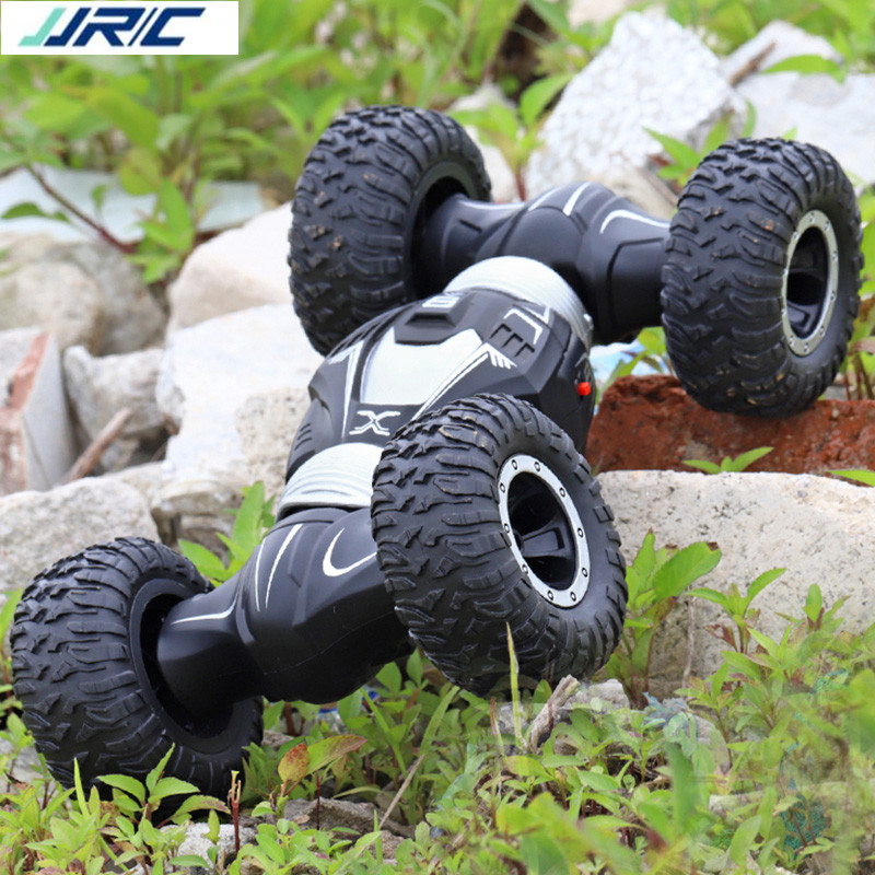 JJRC Q70 Buggy RC Car Remote Control Toys Twist Double-sided Flip Deformation Car Strong Power Outdoor Crawler Off Road Car Toys
