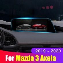 Car screen protector film for mazda 3 axela 2019 2020 accessories