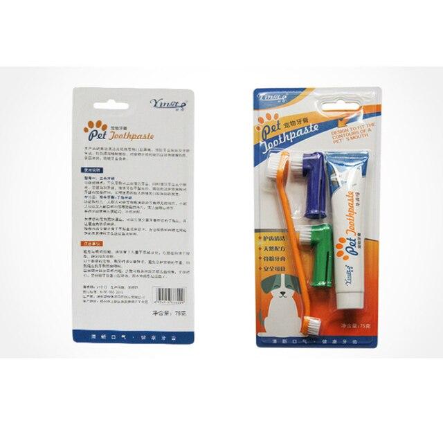 Toothpaste & Toothbrush Set 8