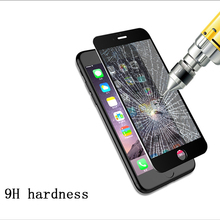 Protector Film HD Tempered Glass Film Soft Edge Full Cover Screen Protector For Iphone6 6Splus 7 7plus 8PLUS