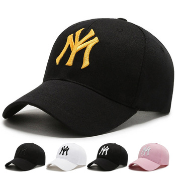 Hip Hop Baseball Cap Hats For Men Women Caps Snapback NY Hat Adjustable Casquette Sport Mens Bone Embroidery