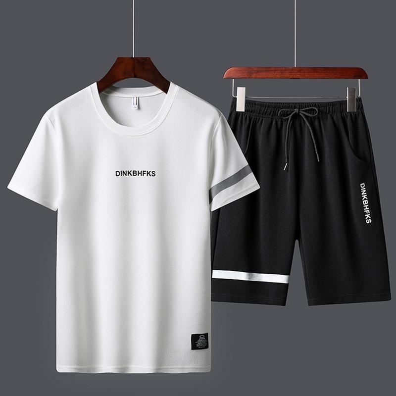 Men's T-shirt + Shorts Set  2