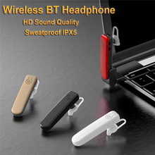 Buy Bluetooth Earphones Business Noise Cancelling W/Mic Wireless Headset For Business Earbuds Ecouteurs Bluetooth directly from merchant!