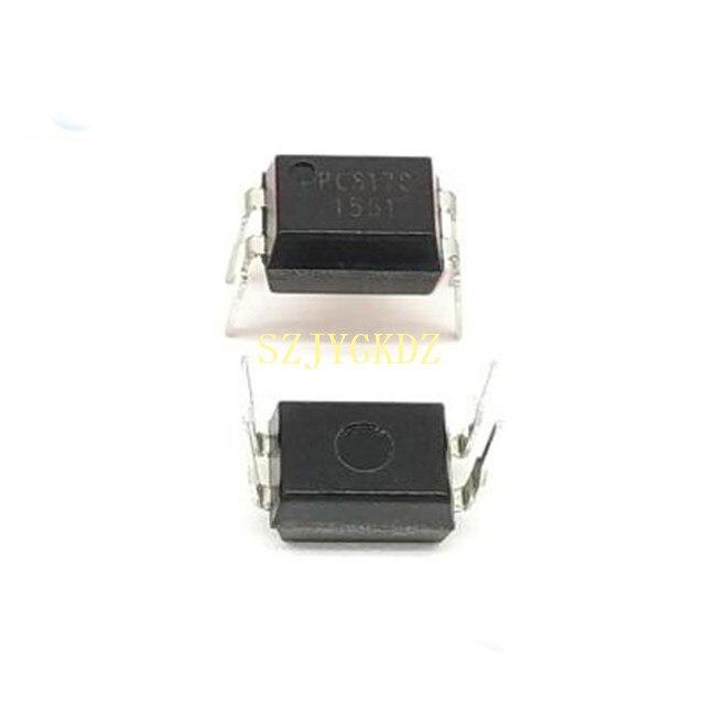 Optocoupler Photocoupler Ic Chip Electronic Component Jc817 Kento