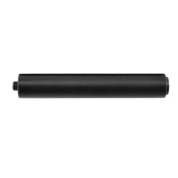 Perfeclan profesjonalny aluminiowy kij bilardowy przedłużacz do Mazz akcesoria bilardowe czarny tanie i dobre opinie Snooker Other Cue Extender Pręt przetarcie szmatką