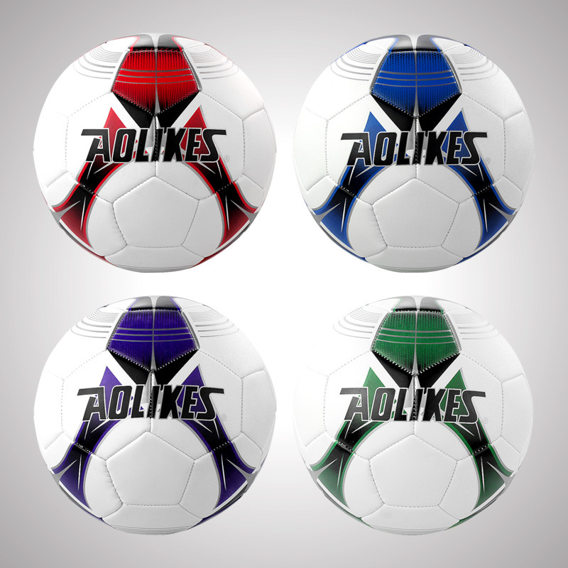 Manufacturers Direct Selling Genuine Product Aolikes Students Adult Training For Classic Four Colors No. 5 Pu Ji Feng Football