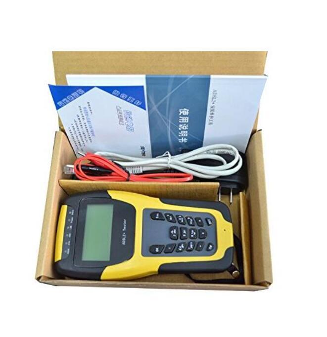 ST332B Updated Version Golden Modem VDSL Tester With 35G Voltage Indication DMM Function