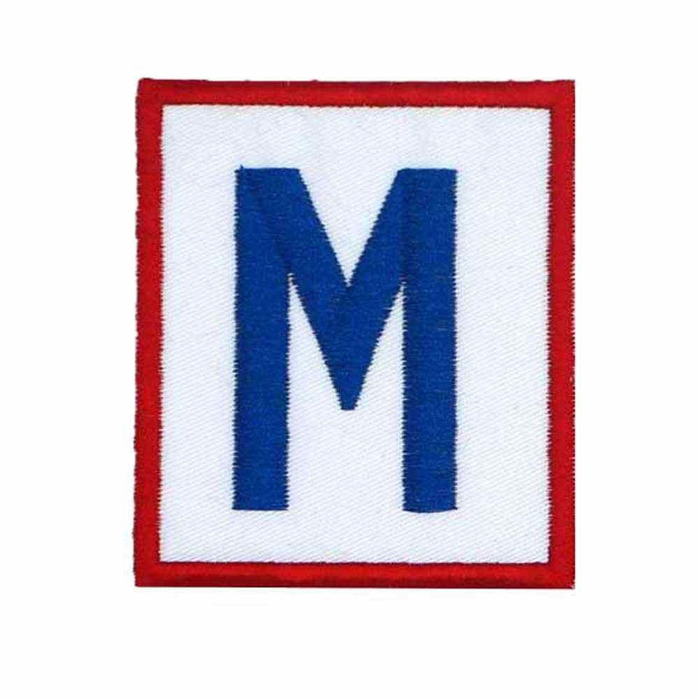 MC patches Embroidered Applique Sewing Label punk biker Patches Clothes Stickers Apparel Accessories Badge