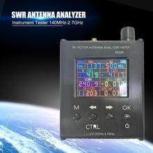 Прочный usb зарядный векторный сетевой анализатор тестер N1201SA ANT КСВ антенный анализатор инструмент для анализа тестер сопротивления