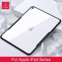 Для iPad 2018/2020 Pro 11 12,9 2020 air 2 9,7 air 3 10,5 10,2 7th дюймов для iPad mini 1 2 3 4 5 XUNDD акриловые лучей из ТПУ + из Защитный чехол