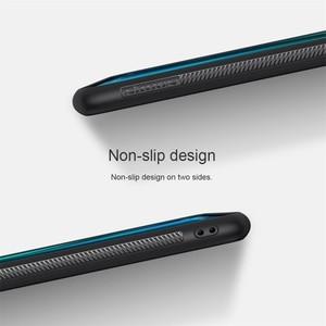 Image 4 - Pokrowiec na Xiaomi Redmi Note 8 Pro pokrowiec NILLKIN Twinkle pokrowiec z siatki poliestrowej odblaskowa tylna pokrywa dla Redmi Note8 wersja globalna