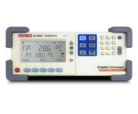 Precise AT4310 10 Channels Thermocouple Temperature Meter Tester with High & Low Beep Internal Resistance and Thermocouple Durab