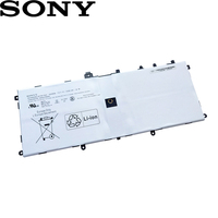 Sony Original VGP BPS36 6320mAh Laptop Battery For Sony for Vaio Duo 13 Convertible Touch 13.3 SVD13211CG 7.5V 48Wh