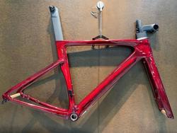 1:1 모형 탄소 구조 도로 디스크 브레이크 자전거 차축 100*12 142*12mm 700C aero 도로 자전거 frameset Di2 전자 이동