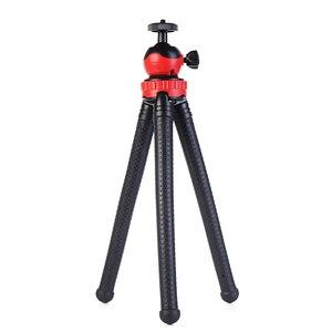Image 5 - L moyenne grande taille caméra Gorillapod trépieds charge 1.2G 3G monopode Flexible trépied Mini voyage extérieur appareils photo numériques Hoders