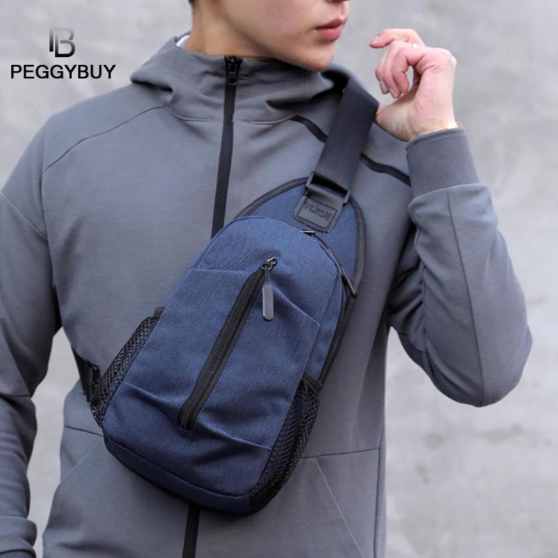 Men Casual Functional Fanny Bag Waist Bag Money Phone Belt Bag Belt Pack Satchel Chest Mesh Bags Men Casual Messenger Bags