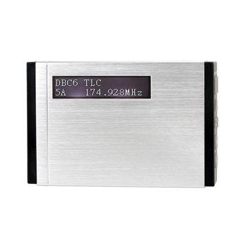 Radio Fm Tascabile   Portatile DAB FM Di Trasmissione Digitale Radio Auto/Sintonizzazione Manuale Personal Pocket Radio Per Passeggiare Con Il Trasduttore Auricolare
