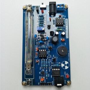 Image 3 - شحن مجاني لتقوم بها بنفسك Geiger مكافحة وحدة تجميعها لتقوم بها بنفسك Geiger مكافحة عدة ميلر أنبوب GM أنبوب كاشف إشعاع النووي Radiatio