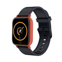 Rgtopone recém chegados relógio inteligente dinâmico ui esportes pedômetro freqüência cardíaca monitoramento de pressão arterial saúde homem relógio presente android