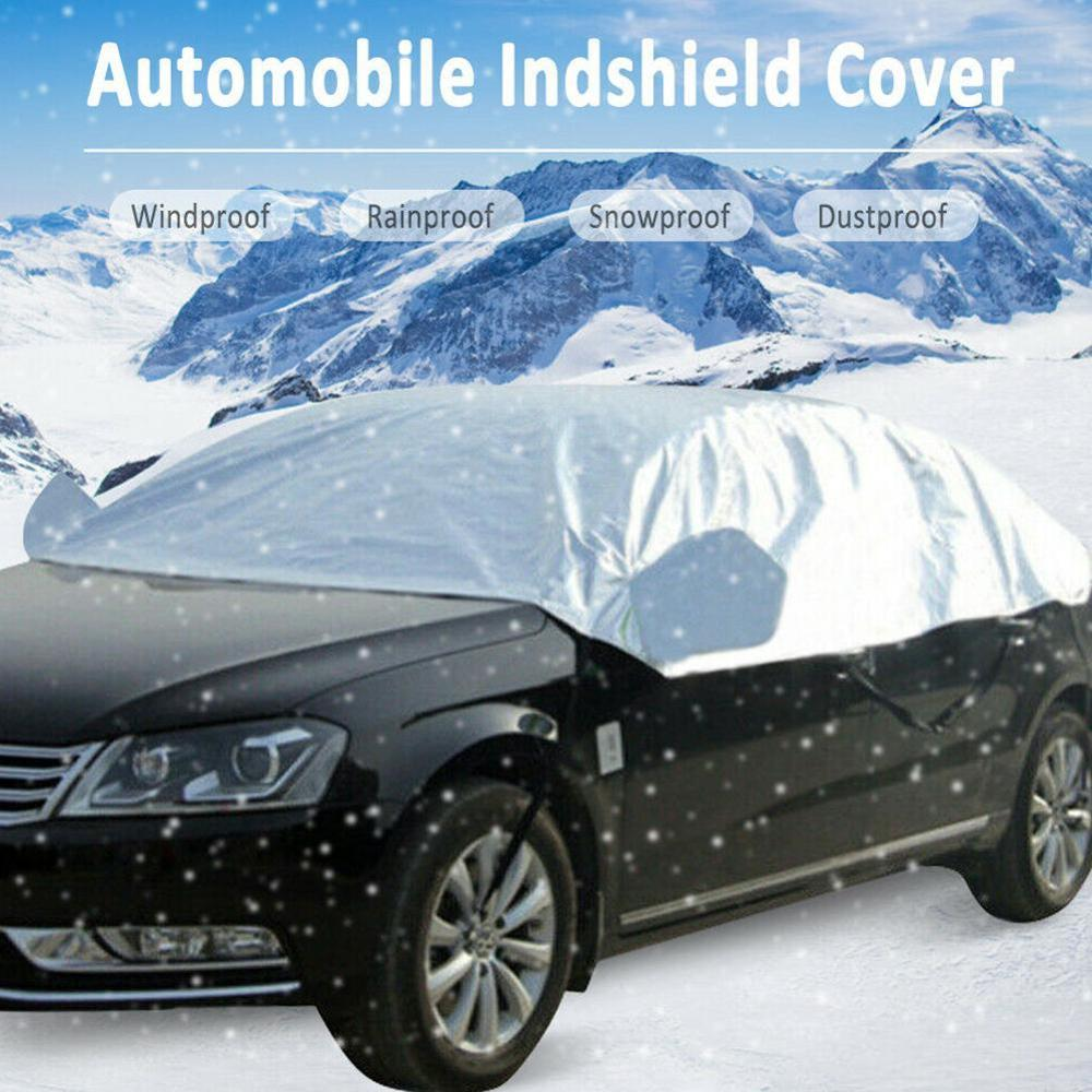 MAGNETIC CAR WINDSCREEN ICE COVER FROST SHIELD FITS MERCEDES SPRINTER 313 CDI