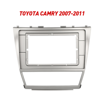 Transition frame for 2007-2011 Toyota Camry Corolla GPS Navi Audio Video Player image