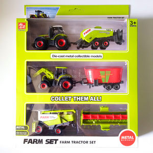 Image 4 - Hot Sale Agrimotor Farm Tractors, Planter Trailers Model Toys, Free Cost Effective Worldwide Shipping, Faster Cheaper Top Market