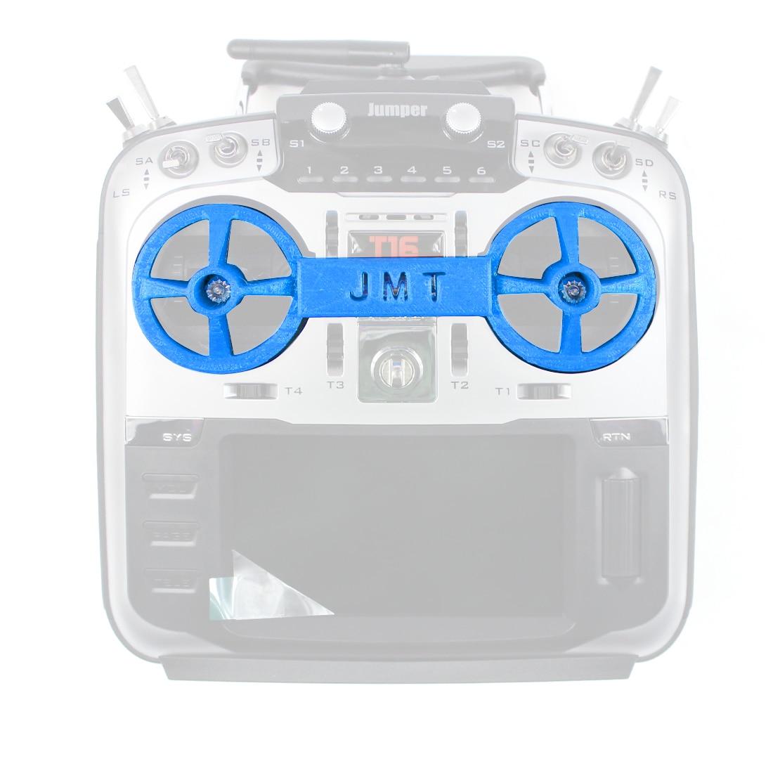 JMT 3D печатных ТПУ материал контроллер Джойстик протектор для перемычки T16/T16 плюс передатчик RC Дрон аксессуары
