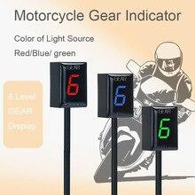 Motorcycle Speed Display Meter Gear Indicator For Suzuki Intruder 800 V Strom GSXR 600 SV650 750 SV 650