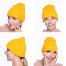New Knitted Wool Baby  Hats Newborn Cotton Turban Beanie Warm Caps Soft Hat For Childern Girls Boys Elastic Bonnet Autumn Winter цена в Москве и Питере