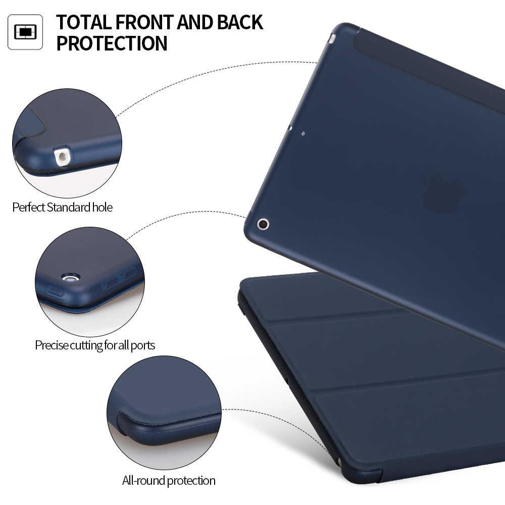 Чехол DOWSWIN для ipad 2 3 4, мягкая задняя крышка, ТПУ кожаный чехол для ipad 4, откидной смарт-чехол для ipad 2, Чехол для ipad 9,7 2019 чехол