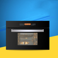 Embedded Micro-computer Large Capacity Household Electric Steamer Steam Oven Microwave Oven Electric Steamer