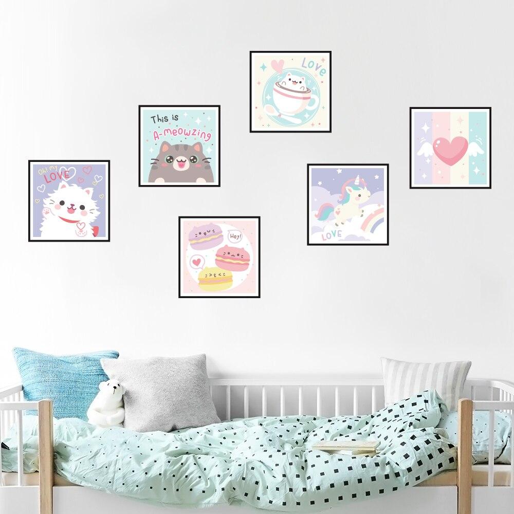 Cute Wall Decor Room Decoration 2019