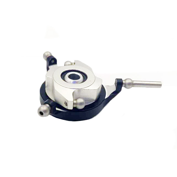 cheap flybarless rotor head 05