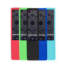 Fernbedienung fall für Samsung QLED smart TV BN59 01241A BN59 01242A BN59 01266A BN59 01312A Abdeckung Silikon SIKAI Stoßfest