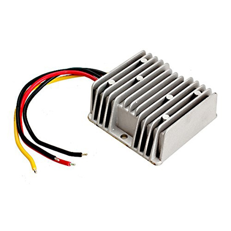 120W Golf Cart Voltage Reducer Converter Regulator 48Volt 48V To 12V 10A
