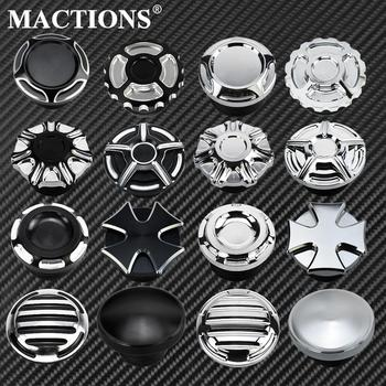 Motorcycle CNC Aluminum Decorative Oil Cap Fuel Gas Tank Cover Fits For Harley Sportster XL48 883 1200 Touring FLHR Dyna Softail pop up fuel tank screw motorcycle for harley sportster 883 1200 xl883 1200 48 72softail dyna touring 1996 2016 gas cap oil cover