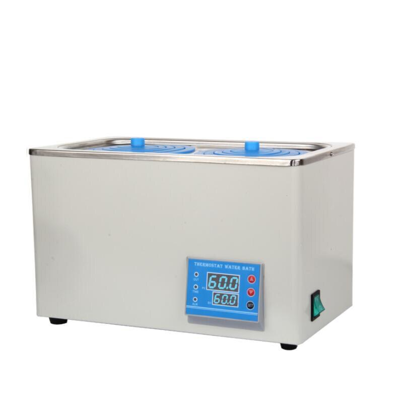 DXY цифровой термостатическая водяная баня Горячая водяная баня Цифровой Постоянная температура воды бак электрический котел для водяной б... - 3