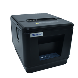 Good quality 80mm auto cutter Thermal receipt printer POS printer with USB or Lan interface for Shopping malls, supermarkets