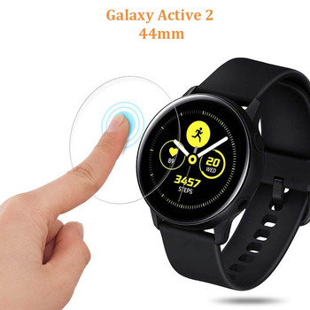 For Samsung Galaxy watch active 2 40mm 44mm Silicone band replacement TPU Protective Film