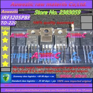 Image 2 - Aoweziic 2020 + 10 Chiếc Mới 100% Nhập Khẩu Chính Hãng IRF3205 IRF3205PBF Đến 220 Bộ Đảo Điện Như 55V 110A 200W