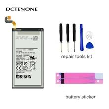 DCTENONE Replacement Battery EB-BG955ABE For Galaxy S8 Plus G955 G955F G955A G955T G955S G955P Phone Batteries 3500mAh samsung orginal eb bg955aba eb bg955abe 3500mah battery for samsung galaxy s8 plus g9550 g955 g955f g955a g955t g955s g955p