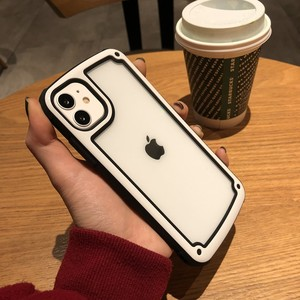 Image 2 - 19709 silicone case for iphone11pro max protective back cover